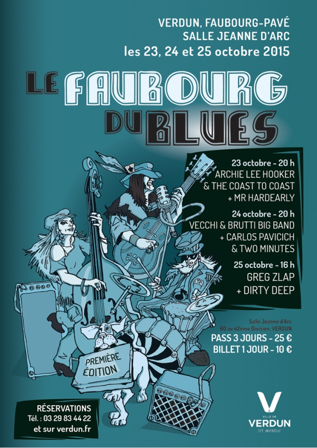 Faubourg du blues 2015