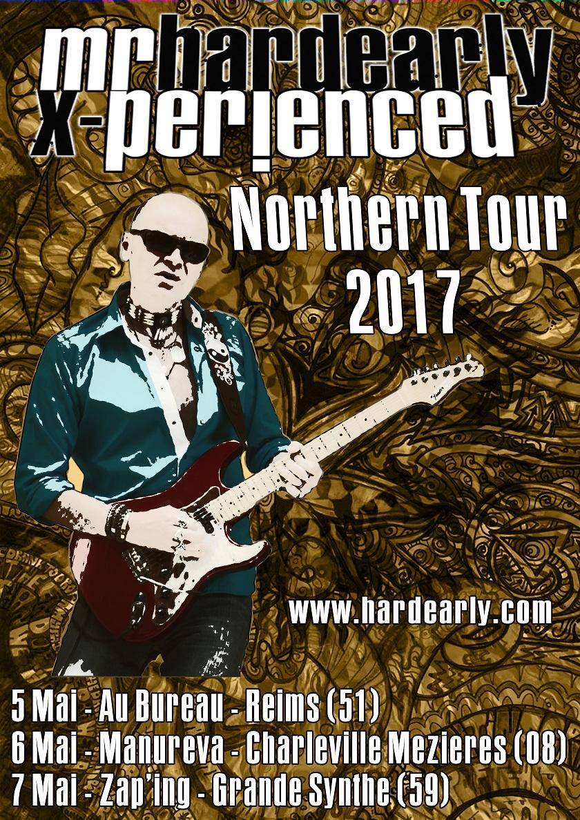Nortern Tour 2017