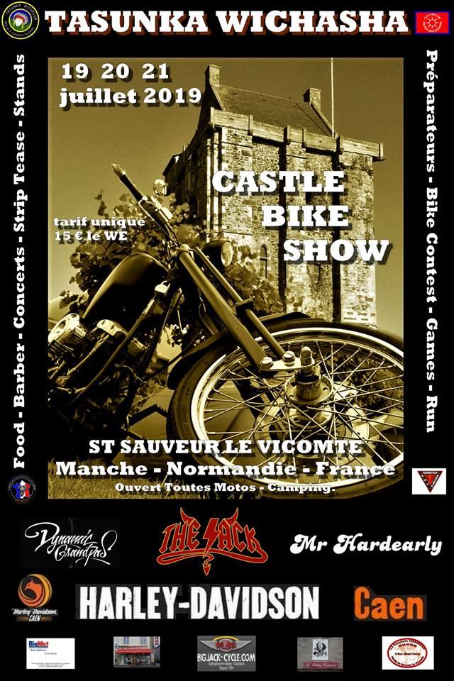 Castle Bike Show 2019