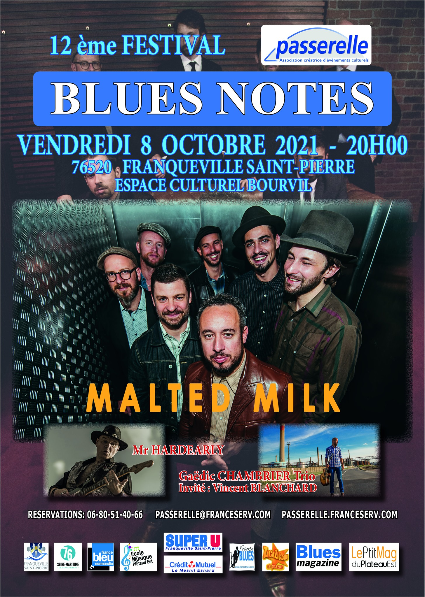 Blues note