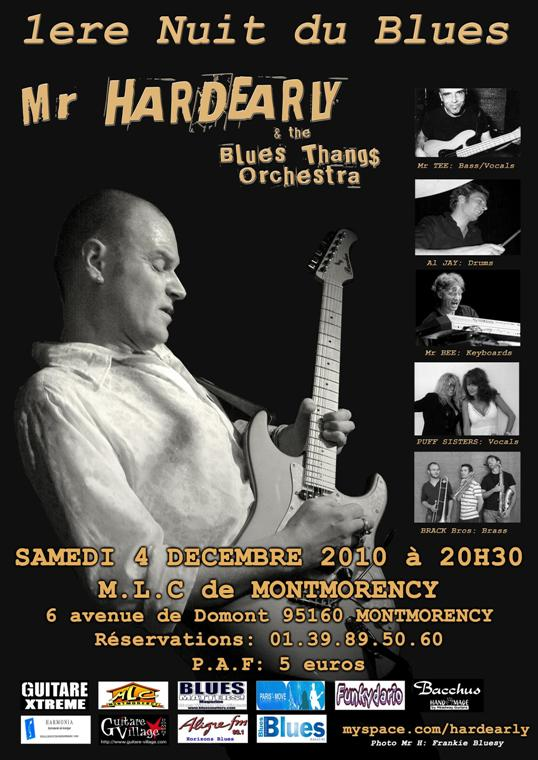 Nuit du Blues 2010