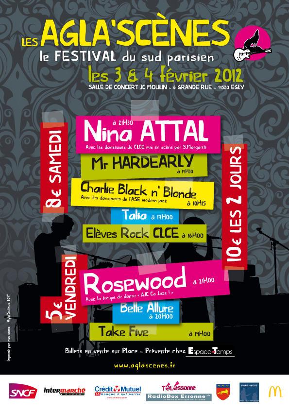 Festival Agla'scene 2012
