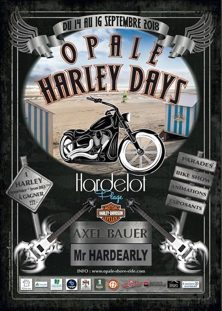 Harley Davidson le mans 2018