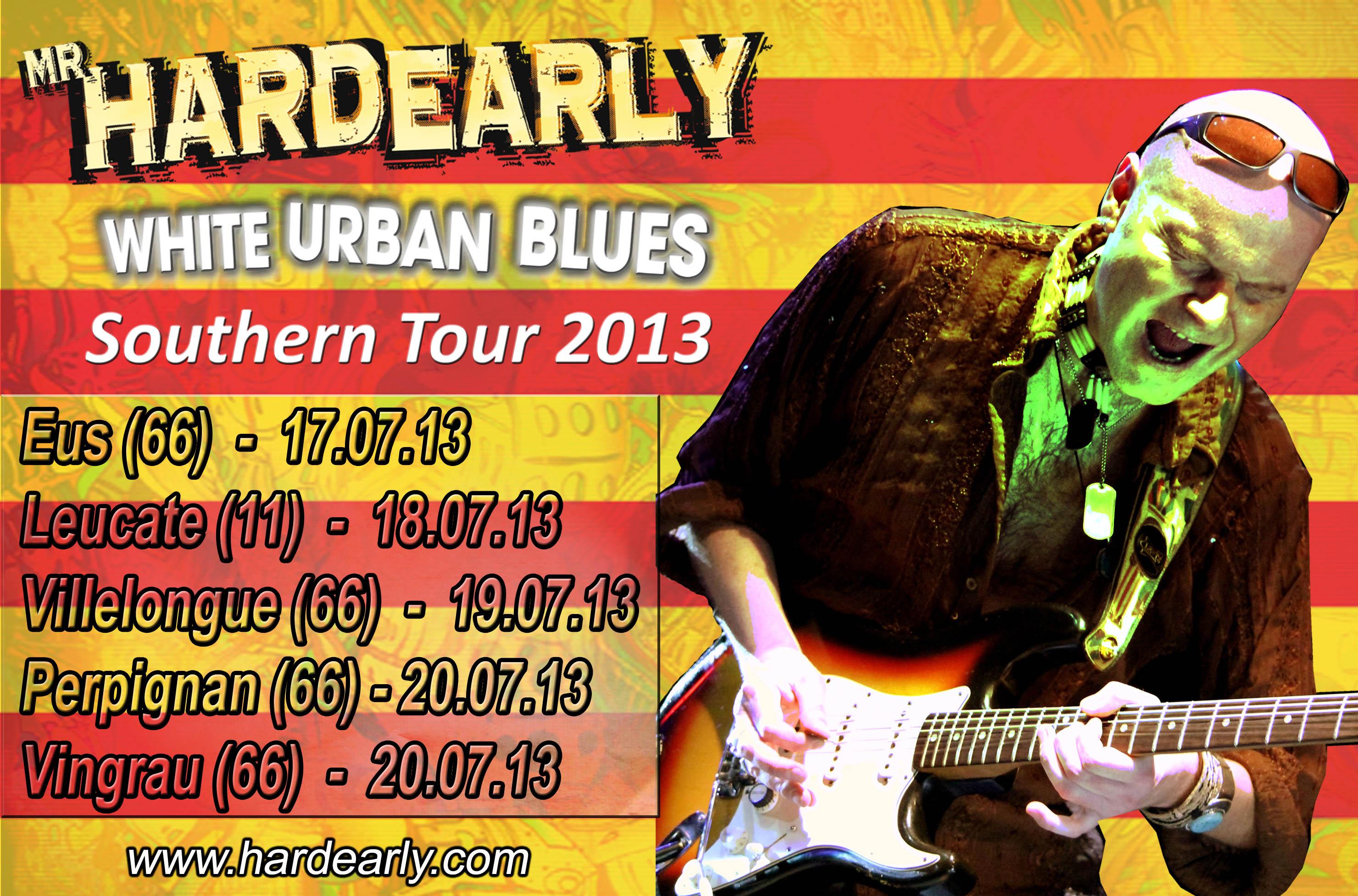 Southern Tour 2013