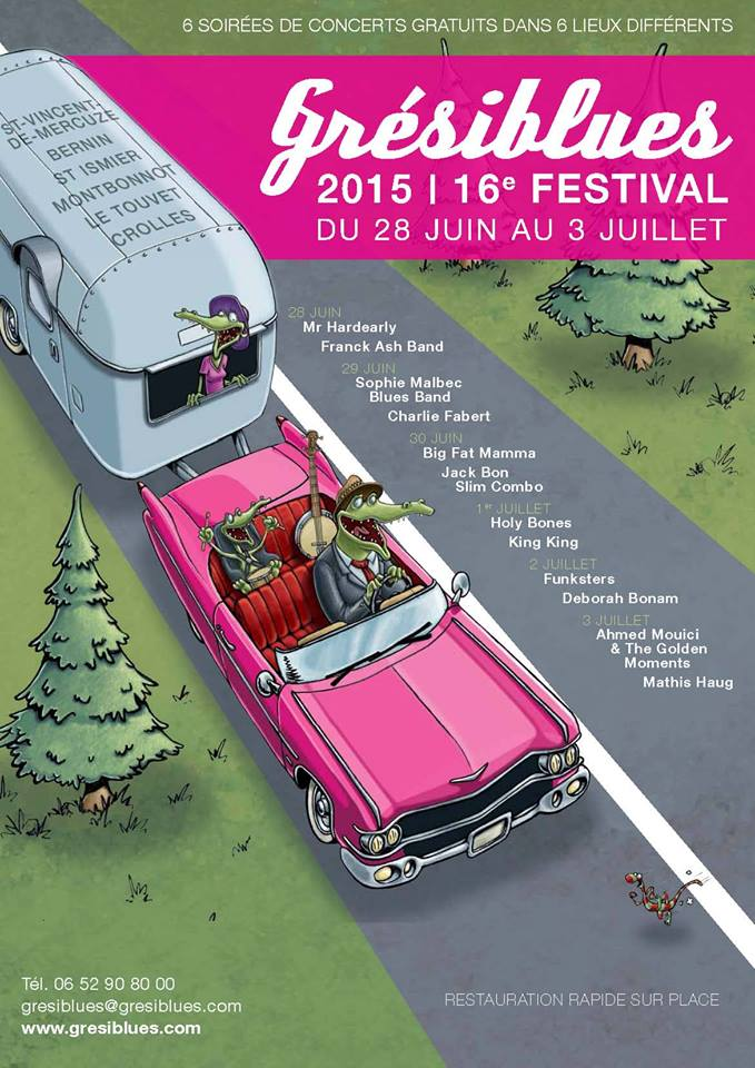 Gresiblues Festival 2015